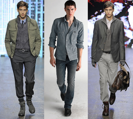 Fall Trends for Men: The Layered Look