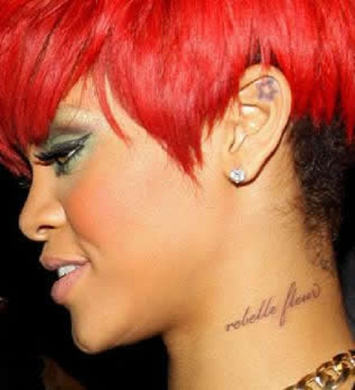 5 a-List Female Celebrities With Tattoos