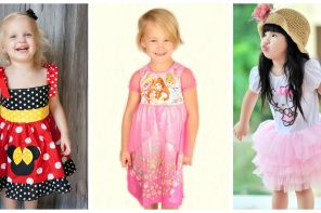 5 Characters Your Baby Girl Will Love to Wear