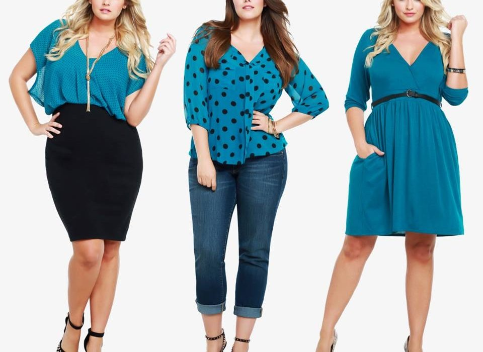 7 Plus Size Fashion Tips For Curvalicious Ladies