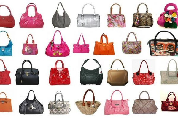 lots of handbags