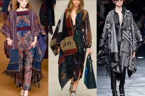 From Ponchos to Cloaks: 4 Winter Coats to Love this Season