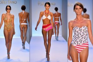 A Look into the Future: Five 2016 Summer Swimsuits Models to Wear