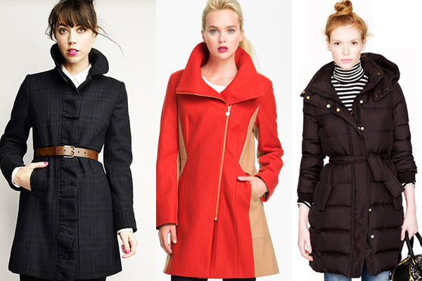 slim fit winter coats for casual wear