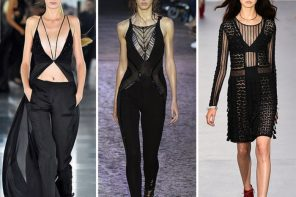 Back in Black: 3 Spring / Summer 2016 Fashion Trends to Embrace