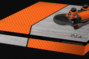 Have the Coolest PS4 on Campus — Outfit it with a Skin